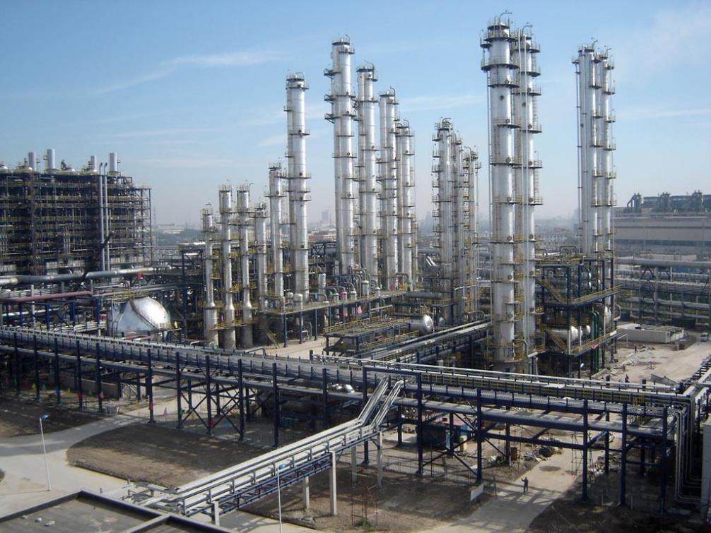 天津某石化企业废水处理系统技术支持